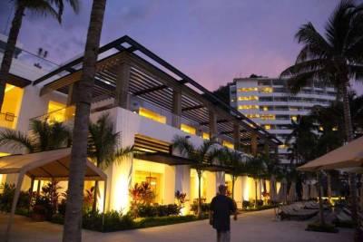 絕美的夕陽看到飽~感受墨西哥的熱情與豔陽吧!!全家出遊的渡假村推薦!!