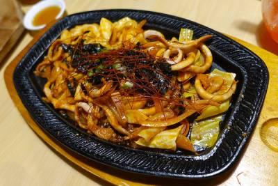 Tigerroar韓虎嘯統一時代門市,市府站美食,融合傳統與創新的台北平價韓式料理推薦