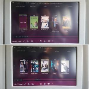 卡達航空商務艙躺平喝香檳~原來有錢人在高空中都這樣玩!?