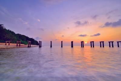 太平島八景之最非「它」莫屬!被遺忘的美麗淨土,免浮潛 免蛙鏡,岸邊彎腰就見到珊瑚外露美景...