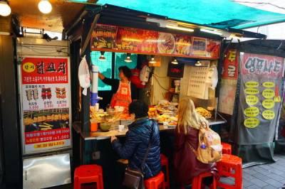 感受在地韓國氣息!別在只逛東大門與明洞,好買好逛又好吃的建大入口站,這樣安排行程更有特別!