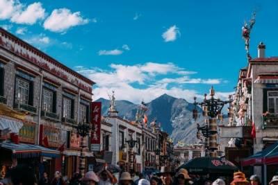 走吧,我們去西藏。