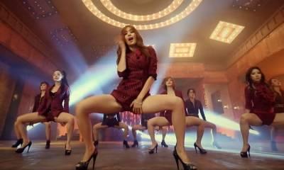 韓國網友票選出「最受爭議」的限制級女團MV Top4 ? 3 御姐才一開場就全身酥麻,無法動彈...