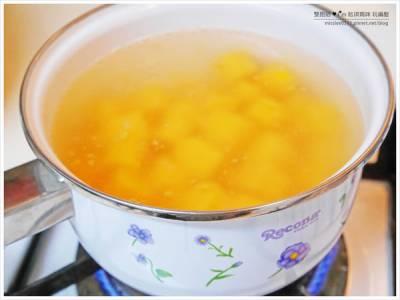 大人小孩都愛吃的「地瓜圓」自已做!只要四種食材,輕鬆搞定...