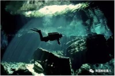 一次洞穴潛水,他被困在黑暗的水下足足60個小時…這就是他的故事…