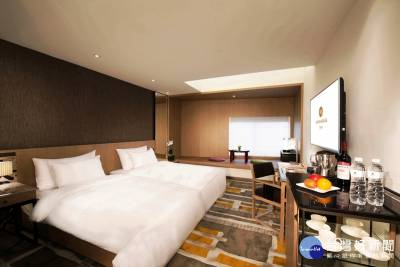 國際水準永樂飯店進駐鹿港 讓遊客留宿愛上鹿港小鎮