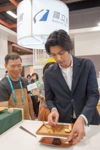 讓你大啖美食的好機會!「日本型男主廚」速水茂虎道陪民眾逛美食展,活動亮點報你知...