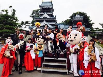 桃太郎村「忍者體驗秀」 遊客執行任務體驗日本文化
