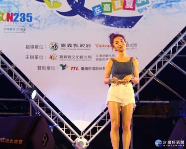 東石海之夏祭落幕 吸引25萬人次