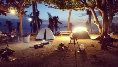 誰說到墾丁只能玩水!3個全新風格的戶外露營提案