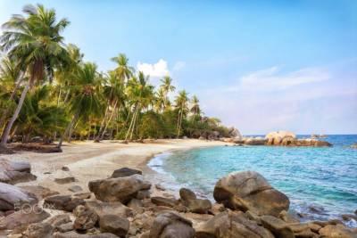 趙薇和黃曉明《中餐廳》開播,卻紅了泰國這座絕美的海島,至今留有30年前普吉島的樣子
