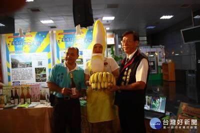 南投推12大觀光工廠 林明溱:歡迎民眾來FUN暑假