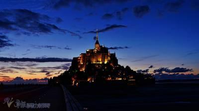 法國聖米歇爾山(下)