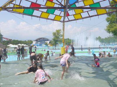 【宜蘭】 2017年宜蘭國際童玩藝術節 -冬山河親水公園 暑假絕不能錯過的親子旅遊指南