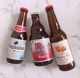 茫到世界盡頭 今天下午茶就決定是啤酒+甜點了!