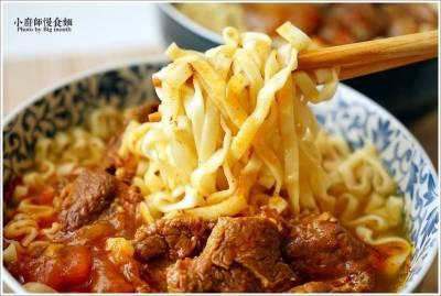【速食美味】南僑小廚師慢食麵x點水樓監製 紅燒半筋半肉牛肉麵 番茄牛肉麵,隨時隨地享受餐廳等級的好味道