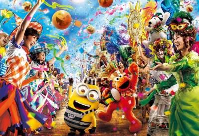 挑戰恐懼底限!日本環球影城將推出超猛萬聖節組合遊樂設施