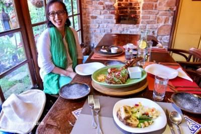 松濤園歐式餐廳:詩情畫意浪漫情境中,品味高水準南歐料理(下) 含完整菜單,爸爸節推薦餐廳