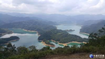 石碇千島湖步道延伸 一覽鱷魚島美景