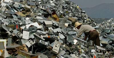飛機上的垃圾危機