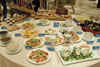 來豐FOOD不只是吃美食,而是欣賞一場味覺與視覺的饗宴