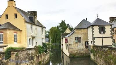 法國貝葉Bayeux小城故事