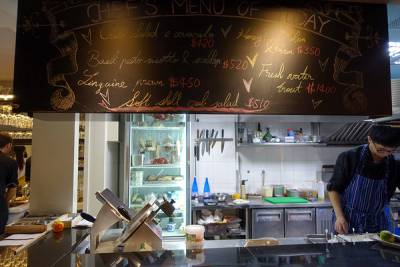 La mole Taipei義大利餐酒館,中山區美食,口味道地且高貴不貴,適合約會聚餐的台北義式餐廳推薦