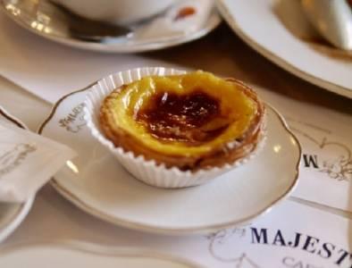 Olá Portugal-關於葡式蛋撻的二三事