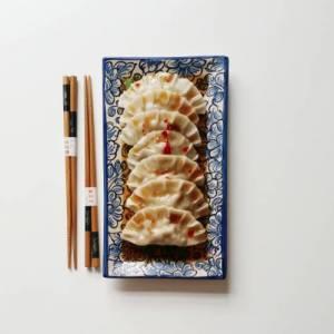 不用煎不用煮,速凍餃子一步變煎餃,超級簡單!