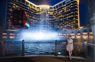 眼前看到的澳門不是葡萄牙 不是巴黎!5家奢華酒店林立,令人目眩神迷~