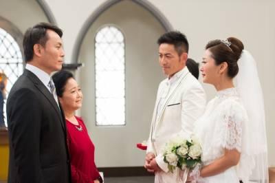 《一家人》陳珮騏與趙駿亞完美婚禮 公媳問題將成考驗?陳珮騏:前公公有認證