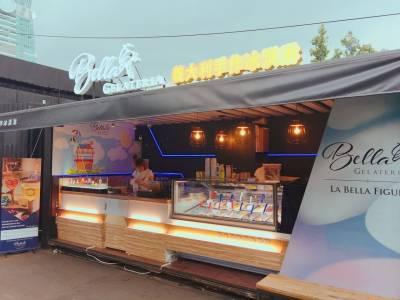 台北潮流貨櫃市集Commune A7改版大升級,超大白沙灘 異國美食 台式小吃讓你嗨到半夜12點