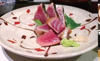不用賣老婆就能吃到的「鰹魚たたき」 東京超低價享用星級料理曝光