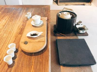 全新茶席體驗!來喝杯自己沏的茶