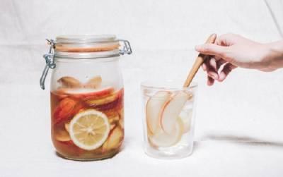 日釀食譜 - 檸檬醃甜酸蘋果