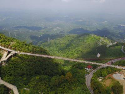 俯瞰整個嘉南平原 太平雲梯搶先看
