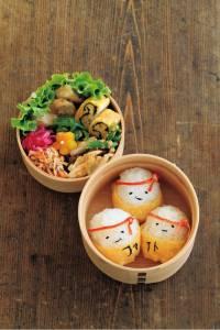 超可愛趣味的「角色飯糰便當」簡單做!打開便當,保證讓你露出會心的一笑...大人小孩吃得療癒又開心!