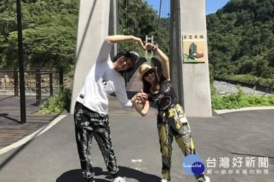 七夕情人節到鳩之澤溫泉拍照打卡 泡湯享優惠