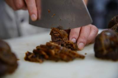 麻醬多層次 他在台北再現胡同燒餅香