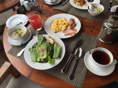 出國玩想吃飯店免費早餐?這樣做就對了!!