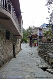 桃坪羌寨:神秘的東方古堡