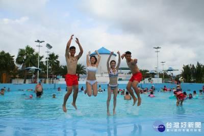 六福村慶祝軍人節 9月憑證享199元暢遊水陸雙園