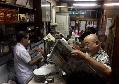 築地市場搬遷倒數 百年咖啡廳「愛養」最快4個月後熄燈