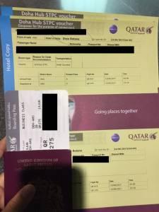 【教學】轉機時間超過八小時…要安排住宿怎麼辦?卡達航空住宿安排全體驗