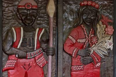 聽原鄉的故事!深入茂林魯凱部落 嘎嘎歐岸部落,揭開魯凱族 賽夏族的神秘面紗...