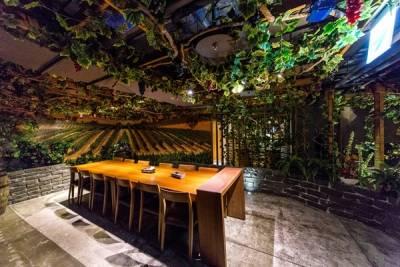 佔地300坪!台北市最大的專業葡萄酒主題餐廳 宛若置身浪漫法式莊園