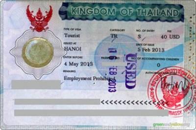 【1分鐘搞懂泰國簽證】落地簽 觀光簽到底有什麼差?
