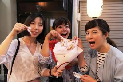棉花糖做成便當賣 京都人復興商店街的新創意