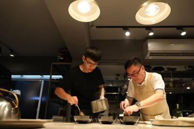 台北最夯私廚 一場饞意與飽意的決鬥