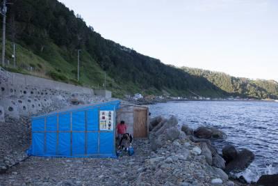 【夏瘋北海道】去知床泡野湯 大啖鮟鱇魚與海膽好滋味